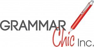 Grammar Chic Inc Grammar Chic Inc Professional Writing Service – Editing, Proofreading, Ghostwriting and More.